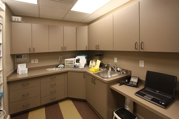 Reynoldsburg Dental Center Staff Area